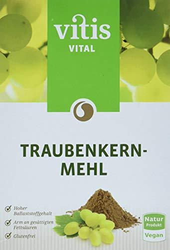 Vitis Vital Traubenkernmehl, 1er Pack (1 x 250 g)